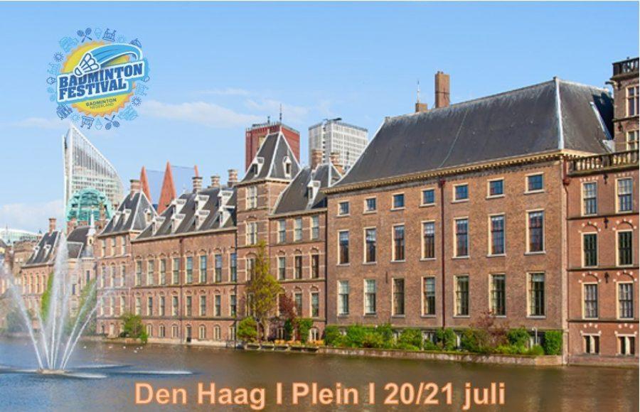 54689ebeb Badminton Festival Den Haag